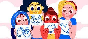 500 Girls shared their dreams